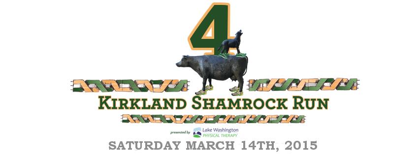 Kirkland Shamrock Run 2015